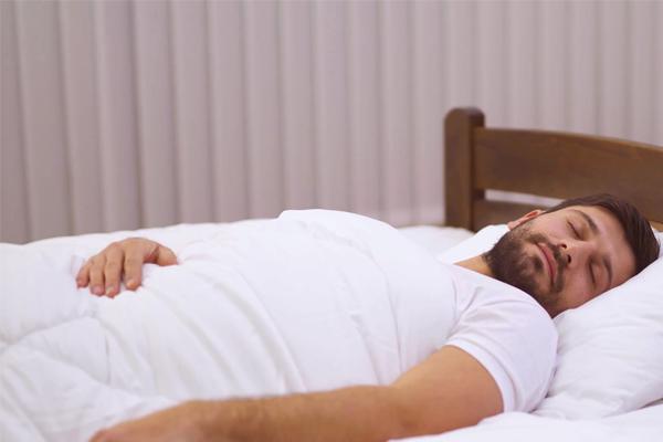 Ngủ đủ giấc giúp tăng số lượng tinh trùng