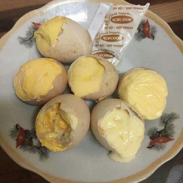 ăn trứng ung chữa yếu sinh lý được không
