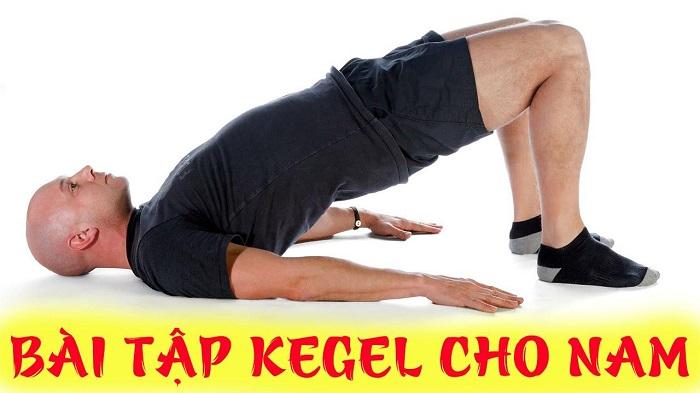 Bài tập Kegel cho nam xuất tinh sớm không cần thuốc
