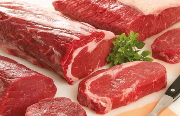 thịt bò là thực phẩm tăng cường sinh lý nam