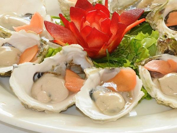 Hàu biển – giải đáp câu hỏi ăn gì để lâu xuất tinh