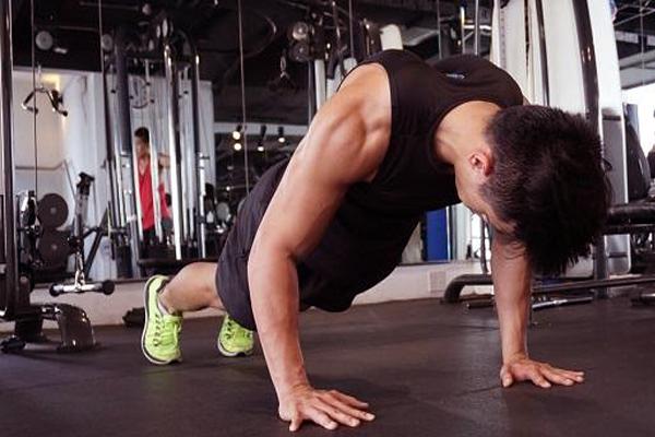 Chữa xuất tinh sớm bằng cách tập luyện thể dục thường xuyên