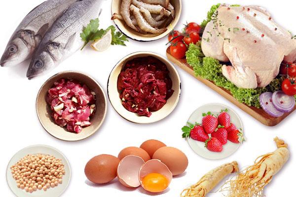 nguyên nhân gây tinh trùng loãng do thiếu dinh dưỡng
