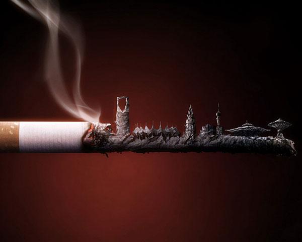nguyên nhân gây tinh trùng loãng do thuốc lá
