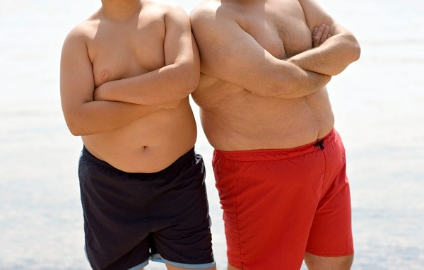 Suy giảm nội tiết tố nam có thể gây béo phì