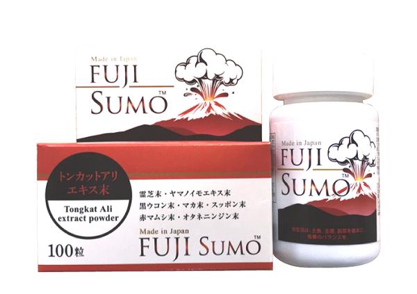 Viên uống tăng cường sinh lực Fuji Sumo Nhật Bản giúp tôi thoát khỏi yếu sinh lý