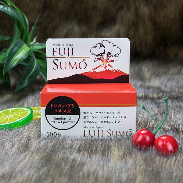 Những điều cần biết về Fuji Sumo – viên tăng cường sinh lý số 1 Nhật Bản